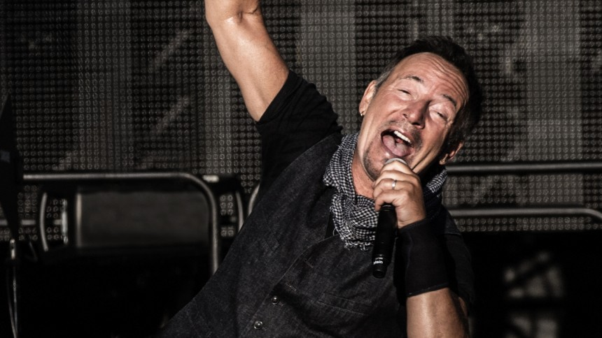 KARANTÆNE-TV: Bruce Springsteen deler legendarisk koncertfilm online
