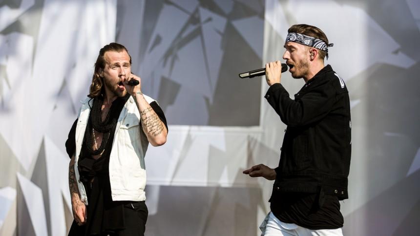 Nik & Jay giver koncert i Royal Arena