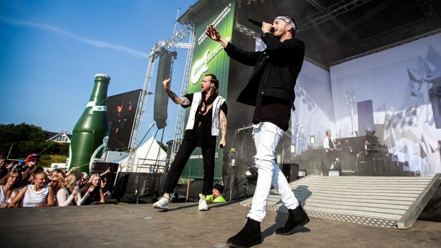 Årene har svækket de danske popkongers gennemslagskraft
