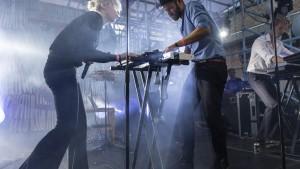 Lydmor & Bon Homme Trailerpark Festival 280716