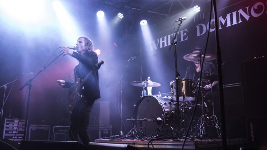 Solid, klassisk rock fra ung Aarhus-kvartet
