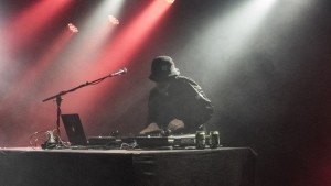 DJ Static Danmarks Grimmeste Festival 300716