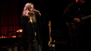 Patti Smith DR Koncerthuset 020816