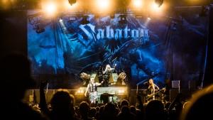 Sabaton Stjernescenen 03082016