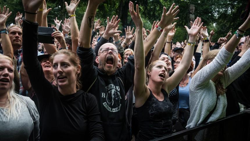 Historisk: Smukfest melder udsolgt af partoutbilletter på under fem timer