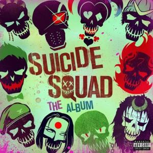 Diverse kunstnere: Suicide Squad: The Album