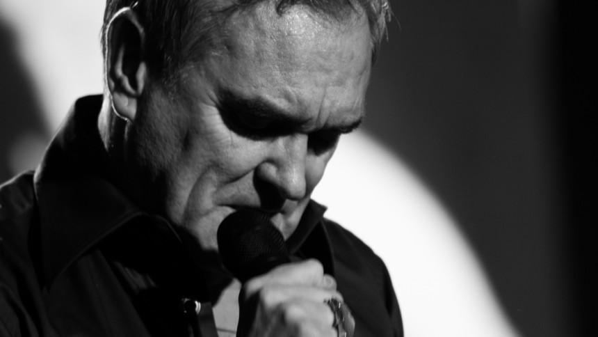 Masseudvandring til Morrissey-koncert