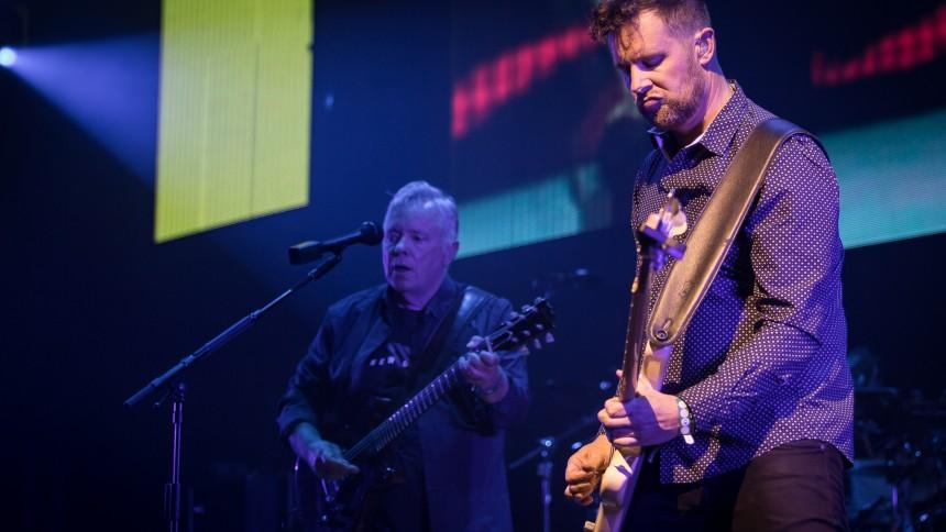 New Order annoncerer koncertdokumentar
