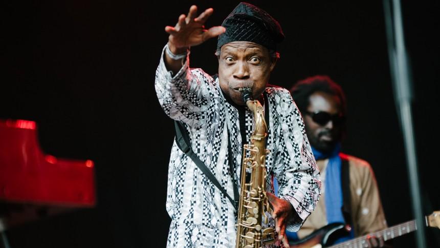 Utrættelige toner fra vestafrikanske Orlando Julius & The Heliocentrics