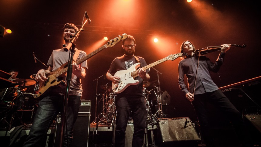 snarky puppy amager bio
