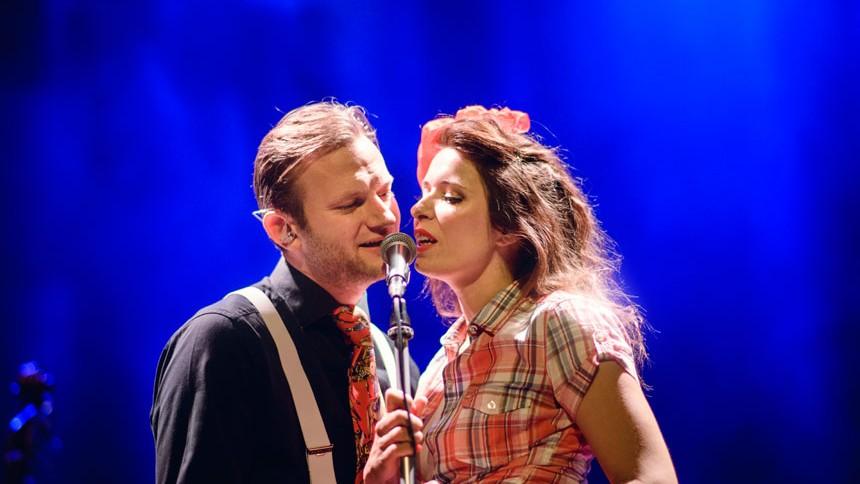 Teaterkoncert-aktuelle Kira Skov: Jeg skylder Johnny Cash en tak