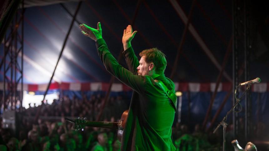 Musikalsk tema på succesfestival: Oprindelige folkeslag