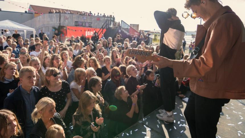 Blue Ocean Music Festival trækker store navne til Vandkantsdanmark