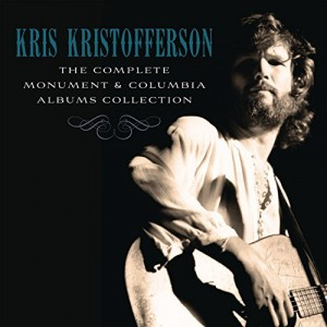 Kris Kristofferson: The Complete Monument & Columbia Album Collection