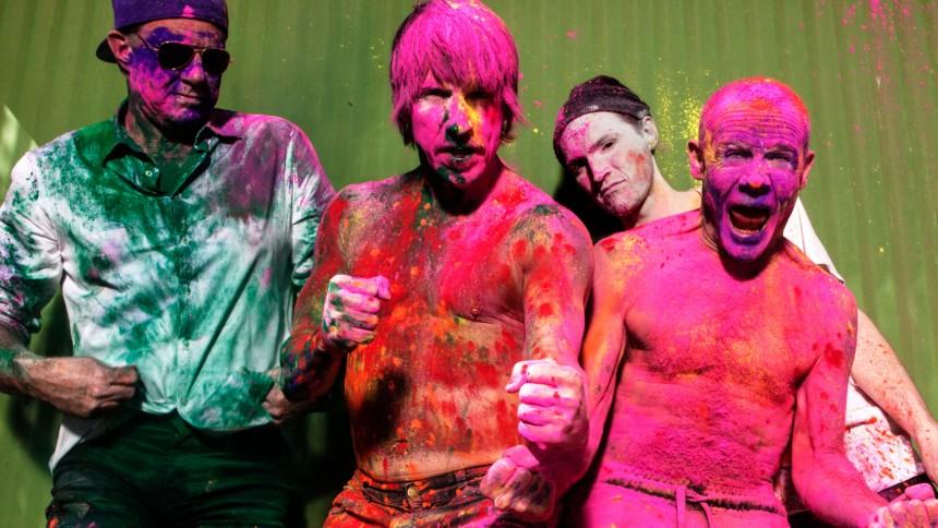 Stort Red Hot Chili Peppers-interview: Vi er en familie