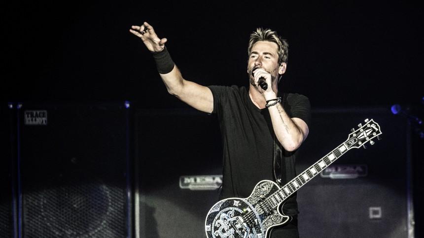 Nickelback giver dansk festivalkoncert