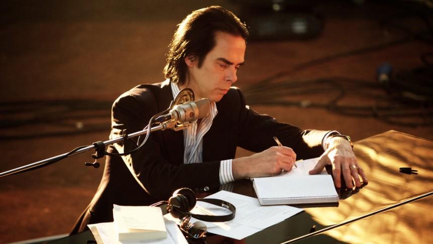 Nick Cave sætter ord på sit kommende album CARNAGE