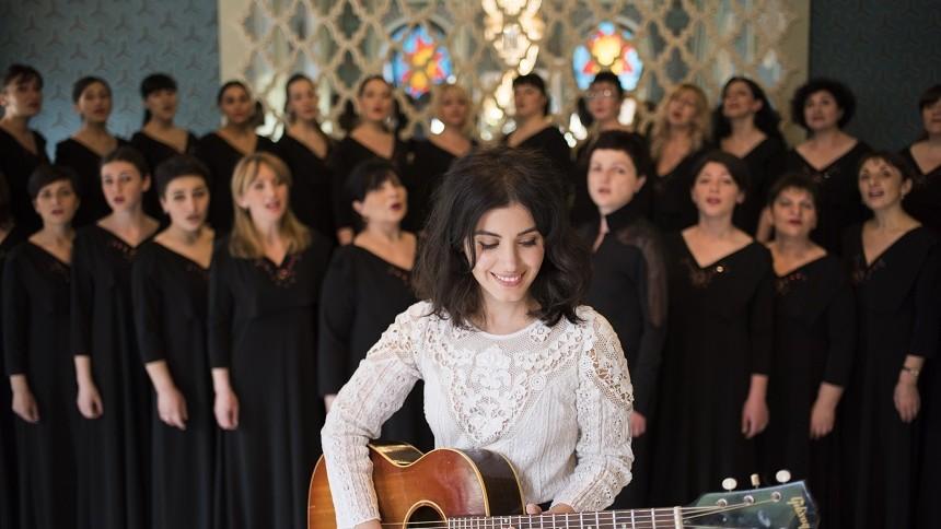 Stor sangerinde til Danmark
