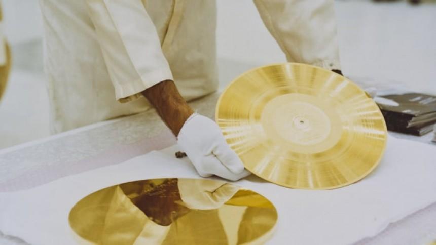 Den legendariske Voyager Golden Record – der blev sendt ud i rummet i 1977 –genudgives