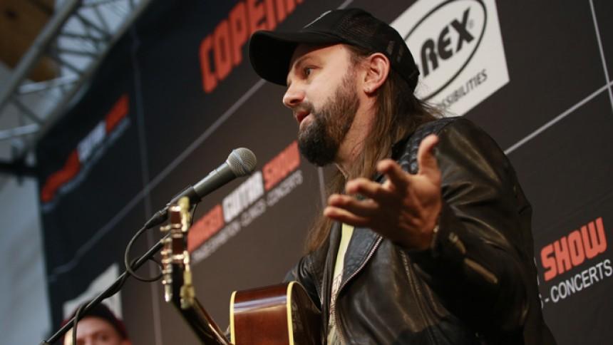 Copenhagen Guitar & Bass Show dag 2: Det startede som en joke