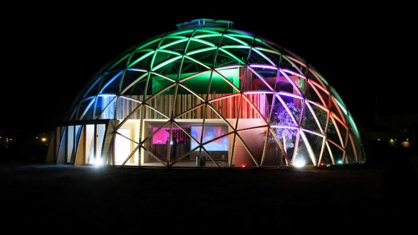 Dome of Visions er tilbage i Aarhus