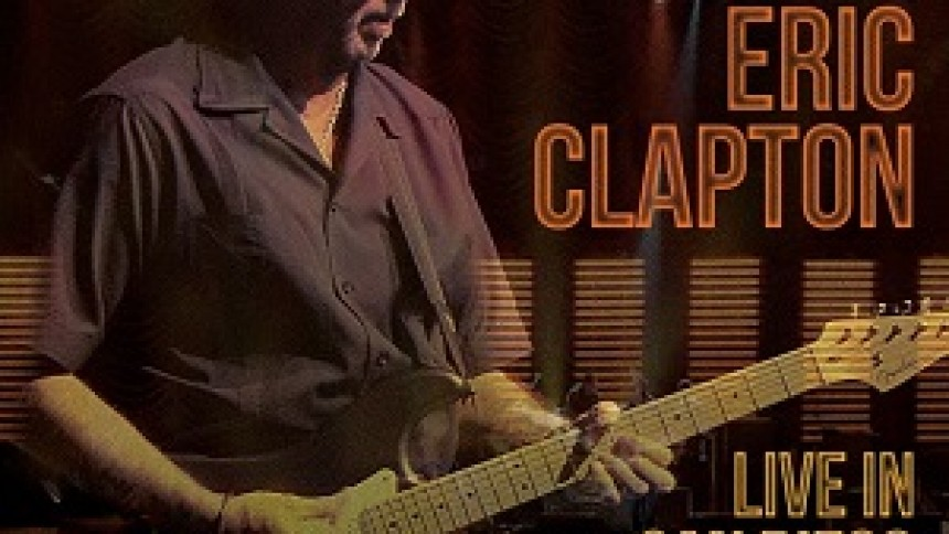 Eric Clapton live - smittet af det gode selskab