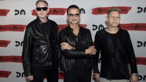 Depeche Mode, La Triennale Di Milano Teatro Dell'Arte, Milano, 11.10.2016
