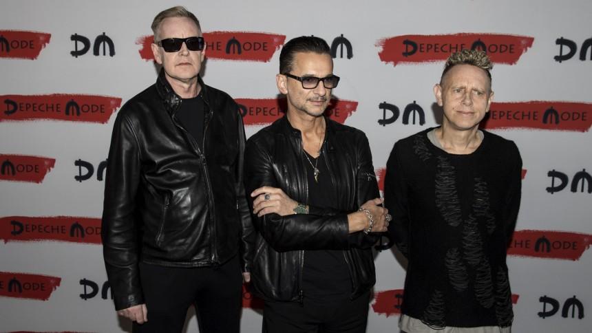 """Hør Depeche Modes nye single –en opvarmning til albummet """"Spirit"""""""