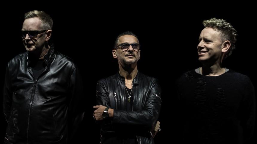 Depeche Mode-pressemøde og interview i Milano: – David Bowie var blodåren, der bandt os sammen