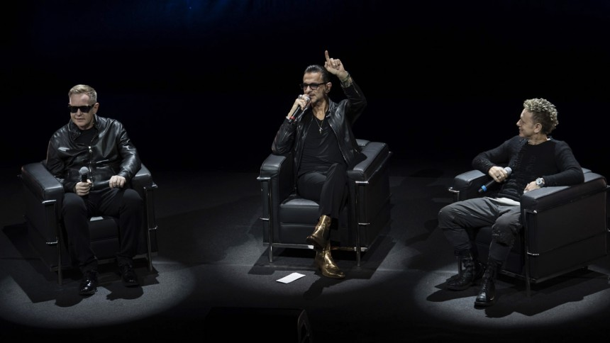Bisse Og Depeche Mode Dominerer Denne Uges Vinylhitliste