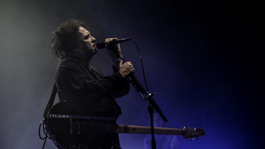 The Cure annoncerer 40 års jubilæumskoncert – deres eneste i Europa