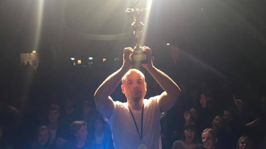 Elbanovic vinder DM i Freestyle Rap