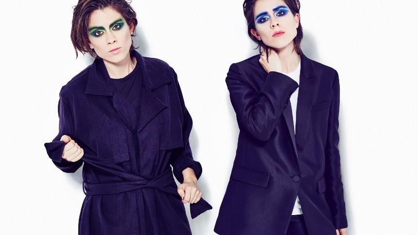 Indiepop-søstrene Tegan And Sara gæster Danmark til januar