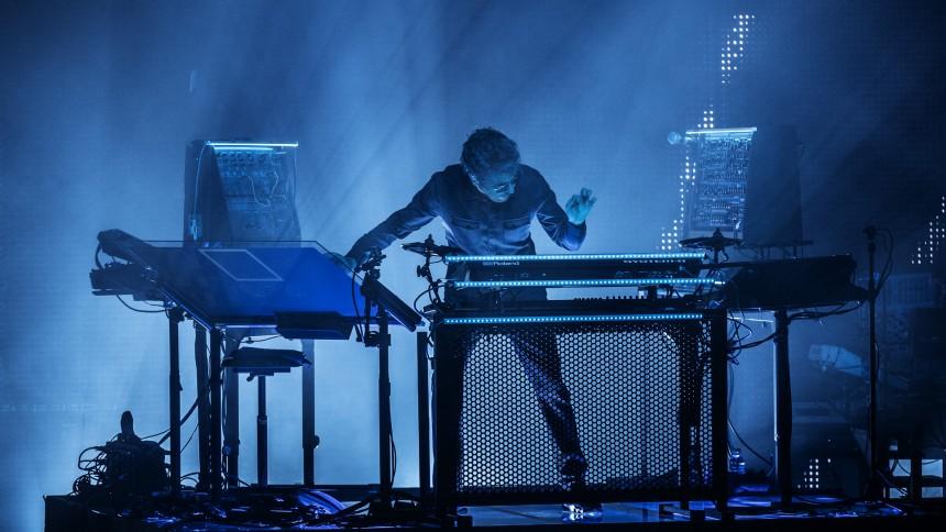 Electronica - dengang og nu