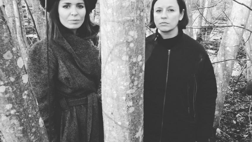 Se smuk video fra Kira Skovs og Maria Fausts indspilninger i Estland –album og koncert på vej