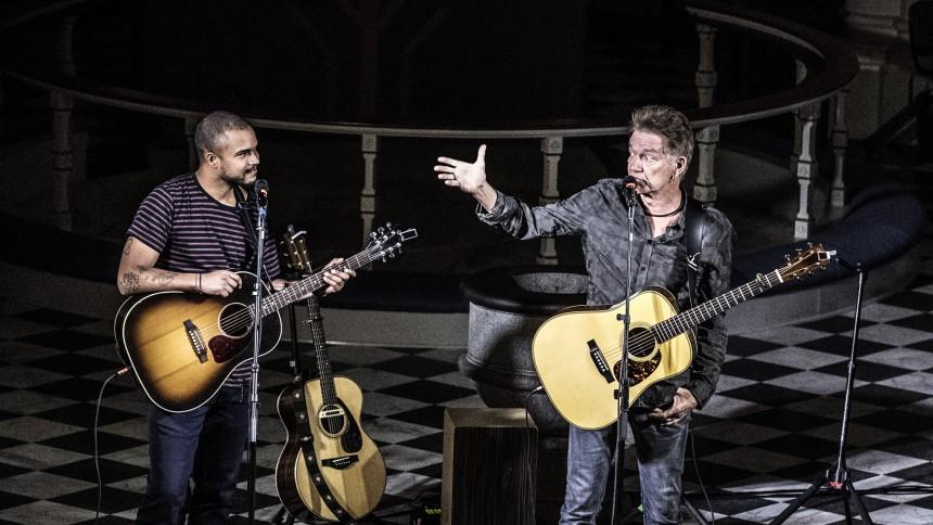 Loveless og Lilholt: to halve guitarister giver én hel
