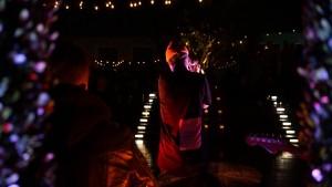 Freja Kirk i Los Angeles oktober 2016