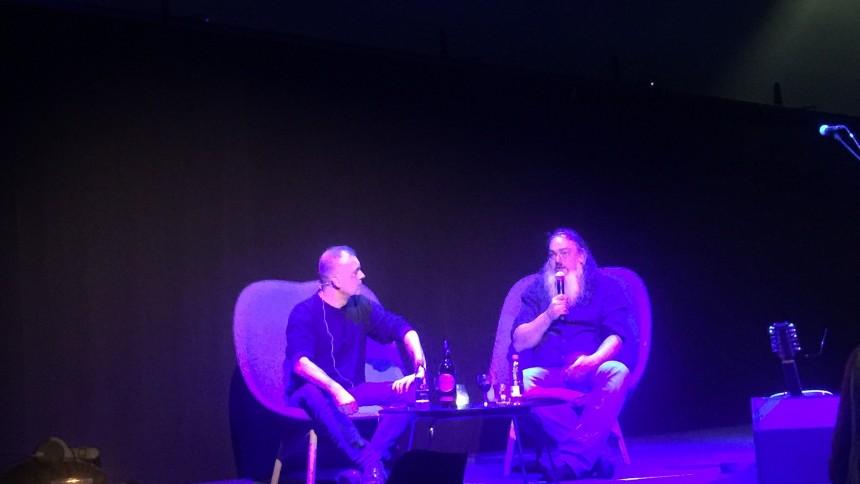 Reportage: Lorenzo Woodrose til GAFFA Sessions – en skæv eksistens i dansk musik