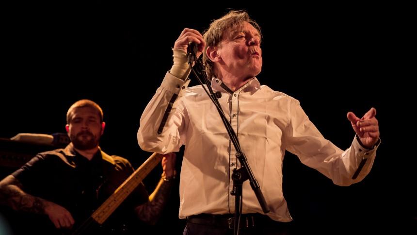 The Fall-sanger Mark E. Smith er død