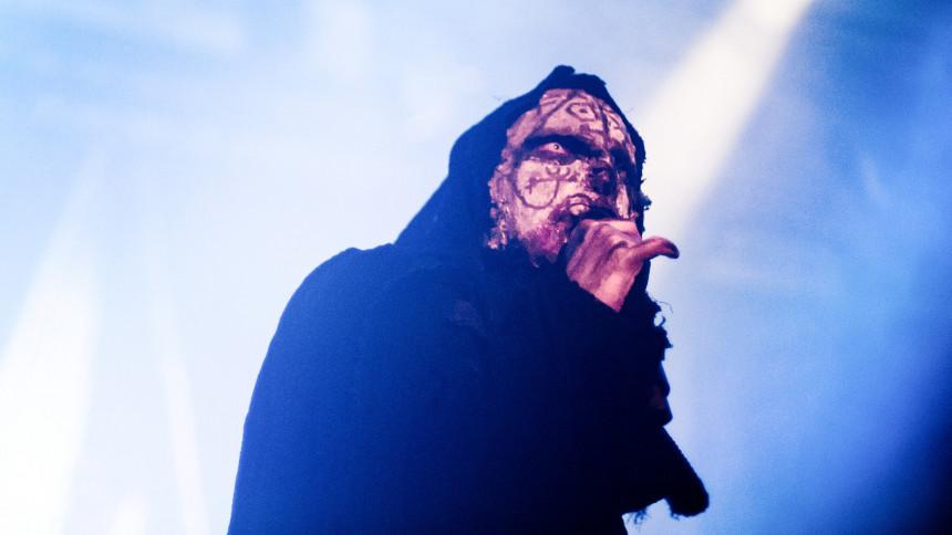 Mayhem-vokalist teamer op med landsmand i København