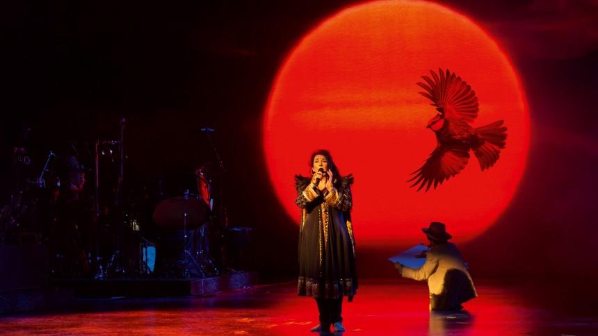Kate Bush genudgiver gamle album og sjældenheder