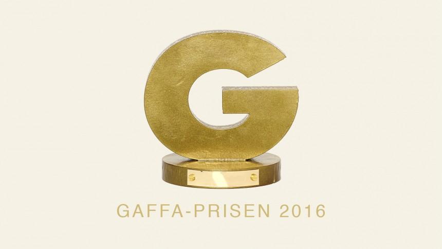 GAFFA-Prisen: Og de nominerede er…