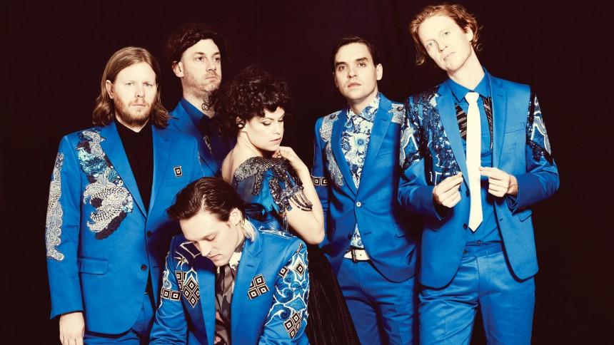 Er der ny musik på vej fra Arcade Fire? Win Butler teaser på Instagram