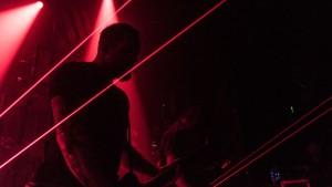 Meshuggah Train 101216