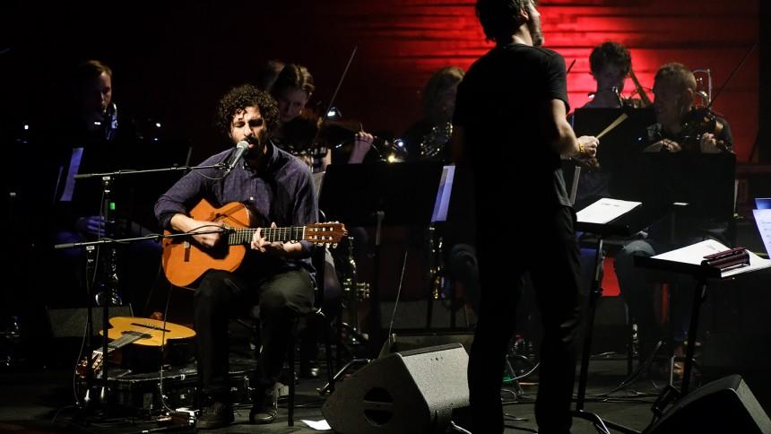 José González & The String Theory spiller to danske koncerter