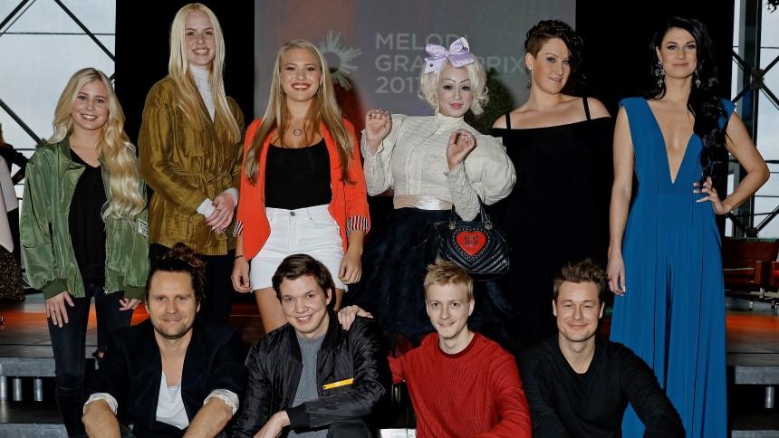 Her er årets Melodi Grand Prix-solister –heriblandt to X Factor-vindere