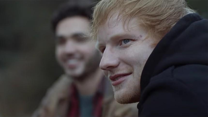 Ed Sheeran slår verdensrekord på Spotify
