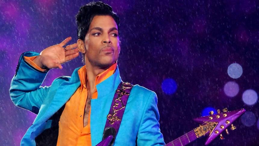 Majestætisk genudgivelse af Prince-album på trapperne