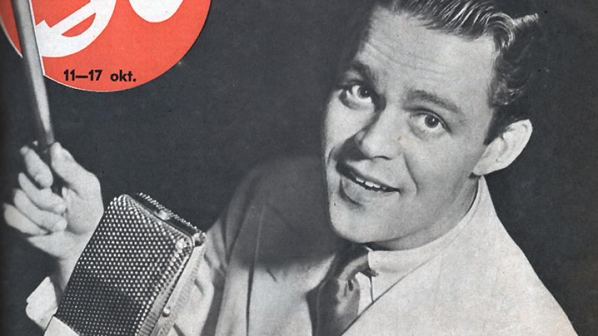 Jazzlegenden Svend Asmussen er død