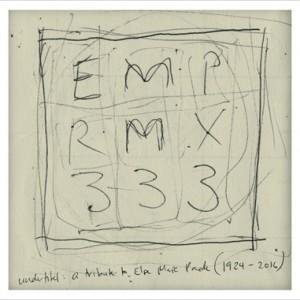 Diverse kunstnere: EMP RMX 333